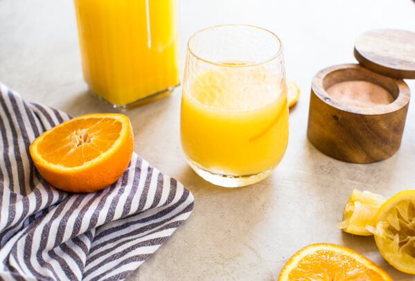 Homemade Sports Drink Recipe | Natural