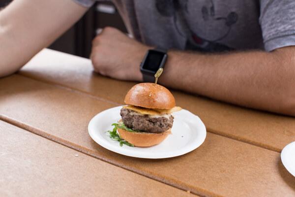 Food & Wine Festival 2019 Steakhouse Blended Burger