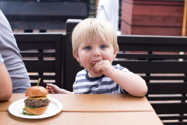 Food & Wine Festival Kid Friendly Food Steakhouse Burger