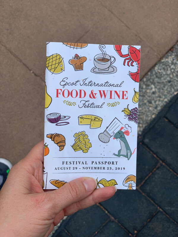 Best Place to Eat at Epcot Food and Wine Festival 2019. Plus our favorite kid friendly Food and Wine Festival menu items.