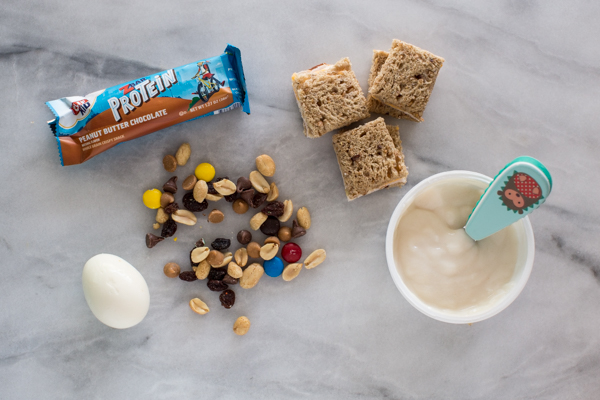 high protein rich snacks for kids